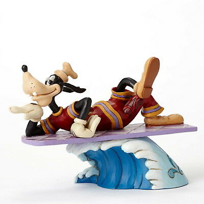 "ENESCO DISNEY Skulptur - ""Surf Goofy - Catch a Wave"" - Jim Shore Figur 4050414"