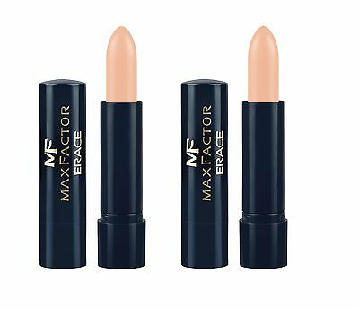 Max Factor Erace Cover-Up Stick Concealer # Choose Your Shade
