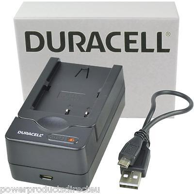 Canon EOS 5D Mark I,30D,40D,50D,300D,D30,D60 compatible charger from Duracell