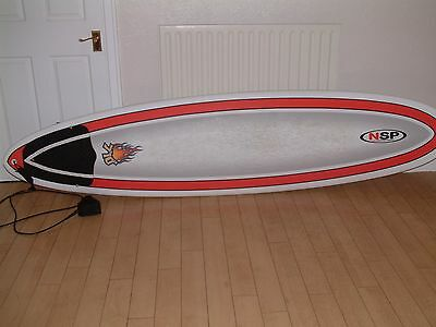 New Surf Project Beginner's Surf Board (NSP)