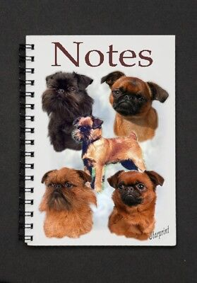 small image on every page by Starprint Yorkshire Terrier Dog Notebook//Notepad