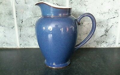 Denby Boston Blue Large Pitcher or Jug
