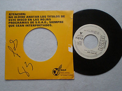 KIM ONNO BAND Ping Pong SPAIN PROM0 45 1983 Minimal SYNTH POP