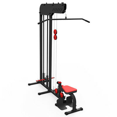 Station A Poulie Ms-W101 Marbo-Sport Siege Fitness Gym Musculation Traction