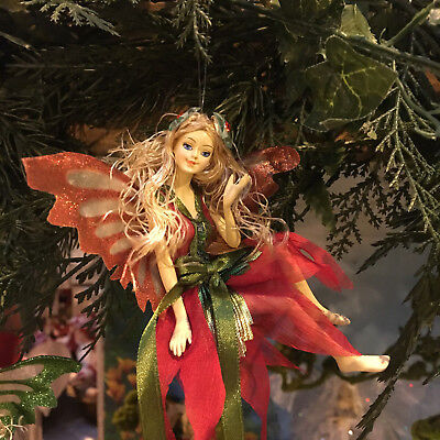 New Enchanted Forest Collectable Fairy - Witch Hazel-The Healing Fairy- FL6021