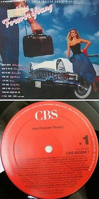 [LP] Hits Forever Young,V/A (CBS)
