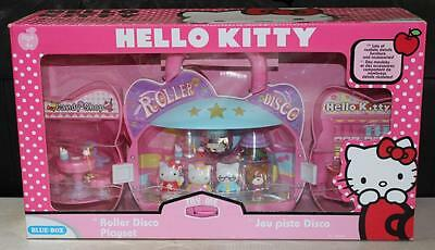 HELLO KITTY Roller Disco Playset 2009 ~ NEW in Box RARE