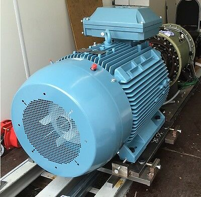 ABB 160kW IE2 Induction Motor
