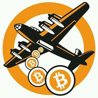 Bitcoin .03 BTC to Wallet Like Litecoin DogeCoin Digital Money A+ TRUSTED SELLER