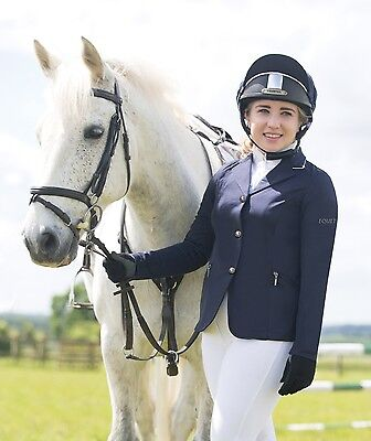 Equetech Junior Ellipse Softshell Competition Jacket