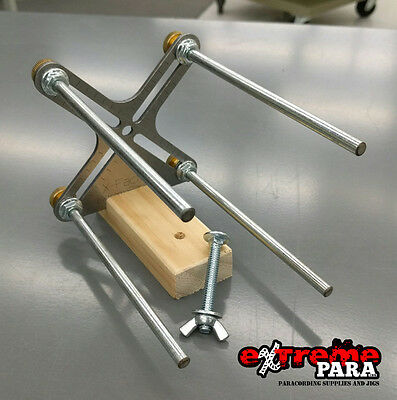 "eXtremePara.com X-Factor Professional 4"" Monkey Fist Jig - The Best!"