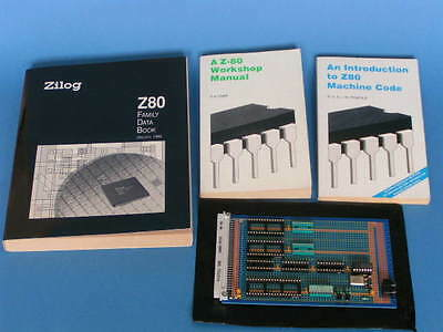 Z80 Books and Components Project