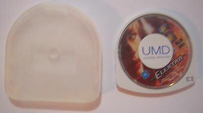 Elektra PSP Portable Playstation Movie UMD CARTRIDGE ONLY with case