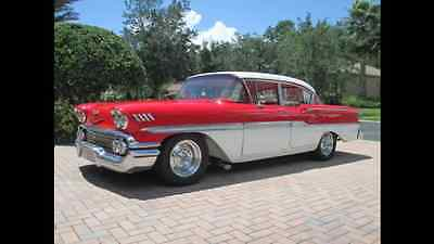 1958 Chevrolet Other Biscayne 1958 Chevrolet Biscayne  Excellent Condition.  Low starting price.  NO RESERVE