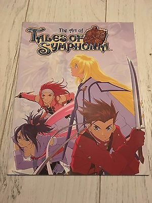 The Art of Tales of Symphonia