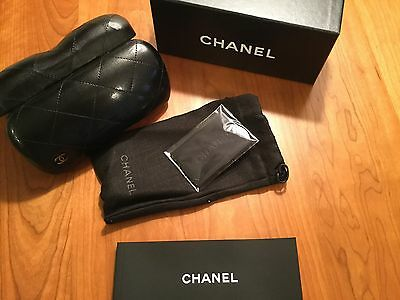 Authentic Chanel glasses case - New Never Used