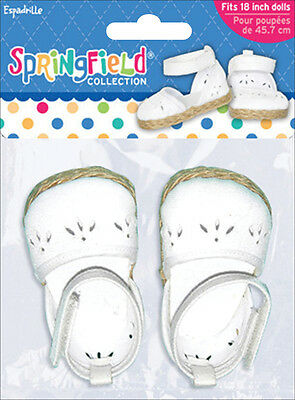 Springfield Collection Espadrilles White 303449FS