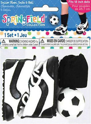 Springfield Collection Soccer Outfit Accessories Shoes, Socks & Ball 3052F
