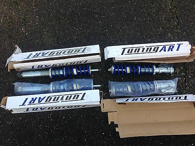 VW Corrado / mk3 golf / seat Ibiza  front and rear Coilover Lowering KIT