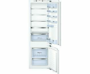 Bosch Exxcel KIS87AF30G Integrated 80/20 Fridge Freezer - White - g3130202