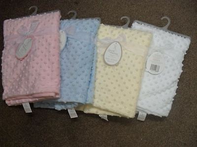 New Special Delivery Supersoft Cosy Baby Bubble Blanket