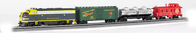 Bachmann HO Scale Train Set DCC Sound Equipped Thunder Chief 00826
