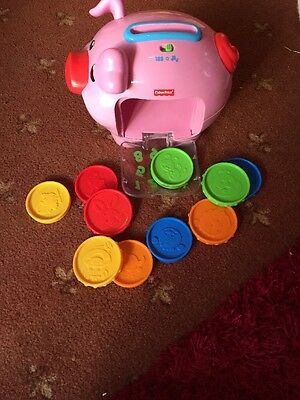 Fisher Price Musical Piggy Bank