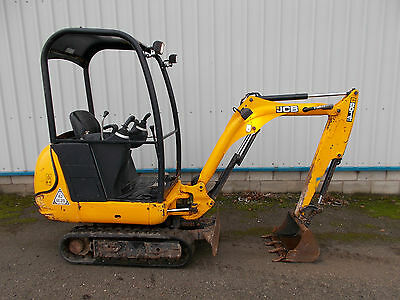 2011 JCB 801 1.5t Mini digger delivery available excavator 801.4