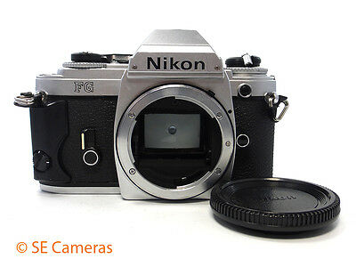Nikon Fg 35Mm Film Camera Body Excellent Condition
