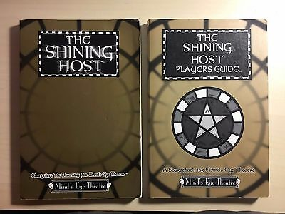 The Shining Host Rule Book and Players Guide (Changeling the Dreaming LARP)