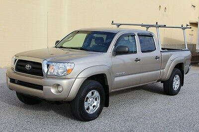 2005 Toyota Tacoma SR5 2005 TOYOTA TACOMA DOUBLE CAB LONG BED 4WD NO RESERVE AUCTION