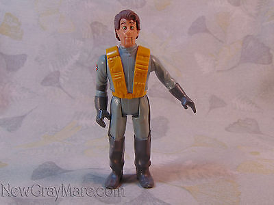 Real Ghostbusters Vintage 1984  PETER VENKMAN Action Figure Fright Feature