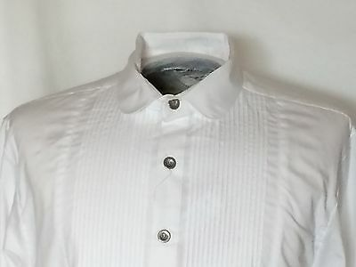 Frontier Classics White Formal Western Gent Shirt