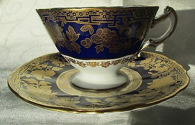 Hammersley Coffee Cup & Saucer No. 14147
