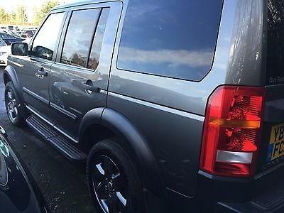 2007 Land Rover Discovery Tdv6 Hse Auto, 7 Seats, Leather,sat Nav,panoramic Roof