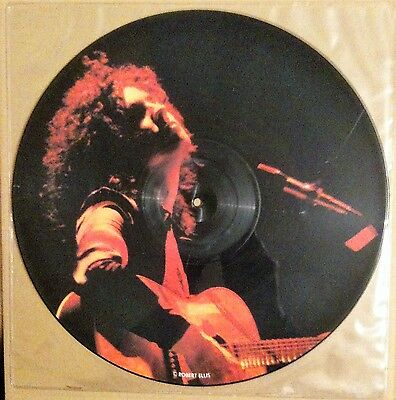 Marc Bolan – Sing Me A Song Rarn Records ‎MBFS 001 UK 1981 MISPRESS PICTUR DISC