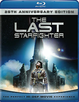 The Last Starfighter (1984) 25th Anniversary Edition | New | Sealed | Blu-ray
