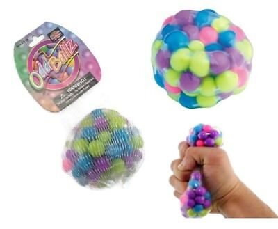 DNA Stress Ball for Kids Tactile Fidget