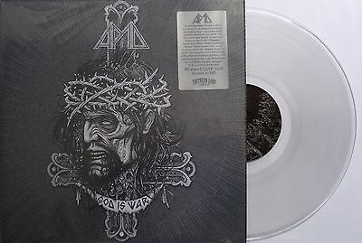 All Pigs Must Die - God Is War_1st press_Clear_500 copies_SEALED