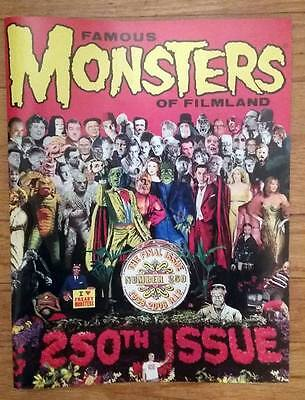 Famous Monsters #250