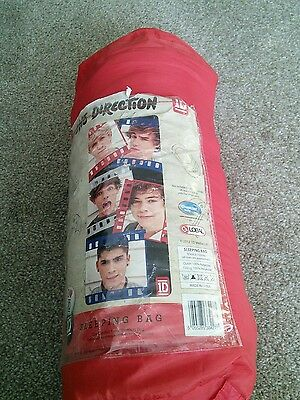 1D sleeping bag