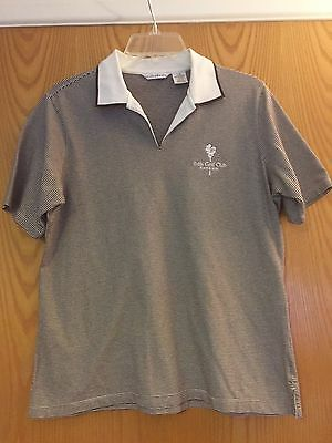 Ladies Polo Golf Top Size L