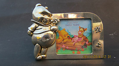 Winnie The Pooh Picture Frame (By Disney)