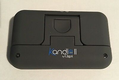 Kandle II By Ozeri LED Reading & Book Light - New - Case, box & spare batteries
