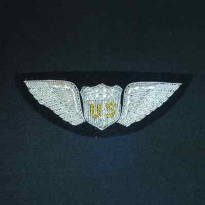 U.S. Wings - WWI - Silver & Gold Bullion Reproduction Finest Quality