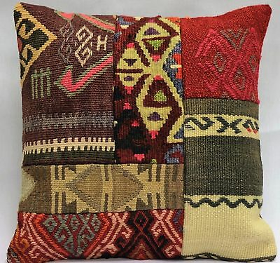 Pillow Cover Cushion Cover Turkish Oushak Kilim Pillow Couch Throw Pillow Case