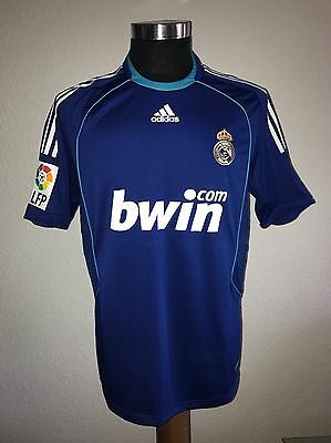 Player Issue Real Madrid 08/09 Formotion. match Worn Size L