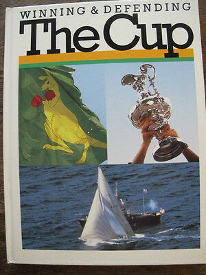 Winning & Defending The Cup - Australia & the America's Cup - Sailing Yacht Race