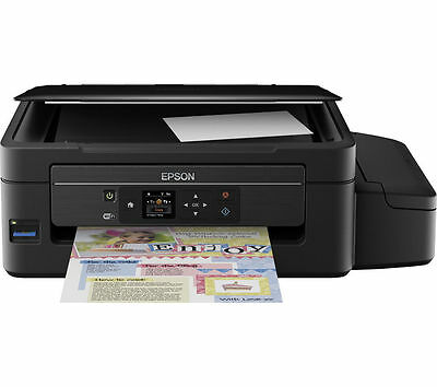 EPSON EcoTank ET-2550 All-in-One Wireless Inkjet Printer