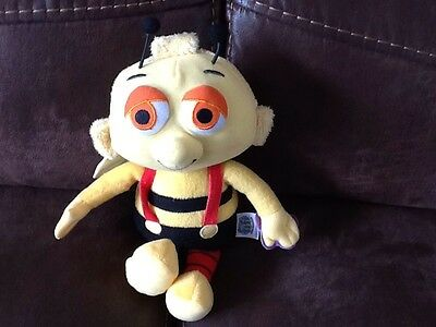 fifi and the flowertots bumble soft toy